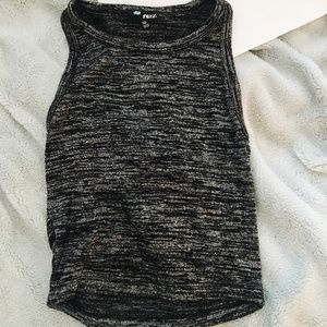 Aritzia Fitted High Neck Tank (Size XS)